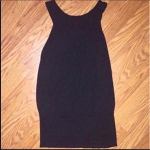 Body Central   Tank Top with Banded Waistline